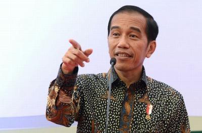 Presiden Jokowi: Pandemi Covid-19 Harus Jadi Momentum Percepatan Transformasi Digital