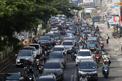 Polres Depok Bakal Terapkan Tilang Elektronik di Jalan Margonda