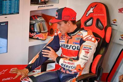 Marquez Berpotensi Absen di MotoGP Republik Ceko 2020, Pembalap Ini Bisa Jadi Penggantinya