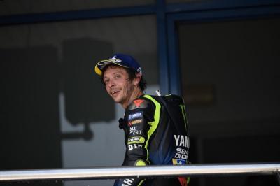 Teman Dekat Ibaratkan Rossi seperti Monumen di MotoGP