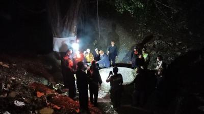 Wisata Malam Susur Hutan Jati Surajaya Pemalang, Kamu Berani Enggak?