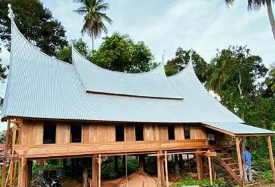 Intip Revitalisasi Kawasan Saribu Rumah Gadang yang Habiskan Rp69 Miliar