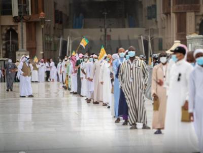 Haji 2020 Rampung, Arab Saudi Fokus Hadapi Musim Umrah