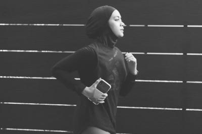 Tips Mengenakan Hijab Nyaman untuk Berolahraga