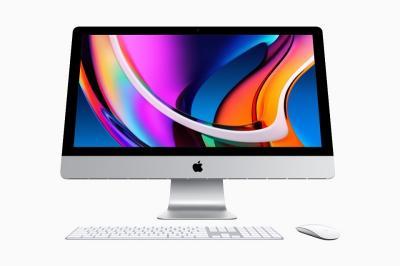 Apple Update iMac 27 Inci dengan Chip Baru