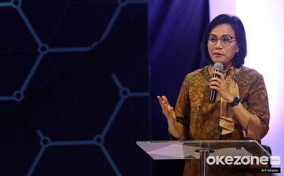 Ekonomi Kuartal II Minus 5,32%, Sri Mulyani: Indonesia Belum Resesi