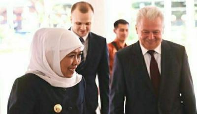 Semester I-2020, Realisasi Investasi Jawa Timur Tembus Rp51 Triliun