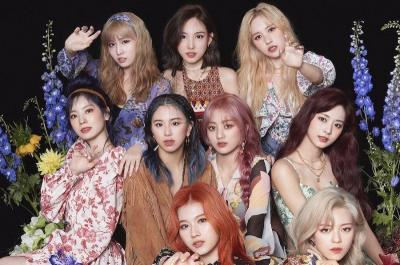 JYP Entertainment Umumkan Rencana Comeback TWICE