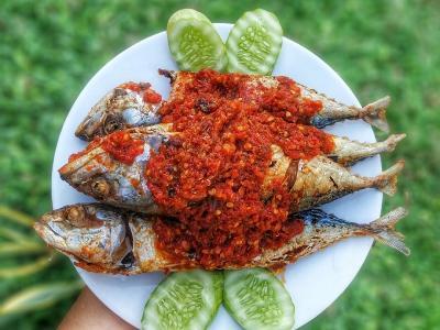 Resep Balado Ikan Kembung Khas Banjar untuk Menu Makan Siang
