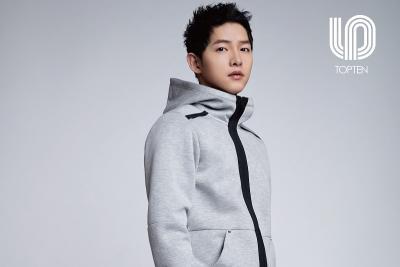 Donasi Rp613 Juta untuk Korban Banjir, Song Joong Ki Tak Beritahu Agensi
