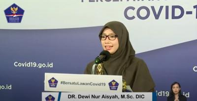 Indonesia Duduki Peringkat 20 Angka Kematian Covid-19 di Asia