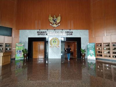 Satu Staf Sekretariat DPRD Kabupaten Bogor Positif Covid-19