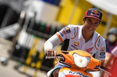 Marquez Absen di Brno, Tim Dokter MotoGP Harus Tanggung Jawab