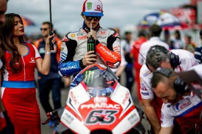 Performa Motor di Jerez Bikin Bagnaia Pede Jelang Mentas di Sirkuit Brno