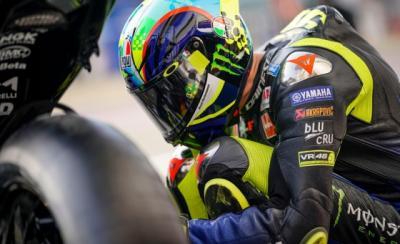 Yamaha Kembali Harapkan Kejutan Valentino Rossi di Sirkuit Brno