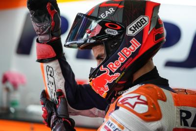 Absen hingga Seri Styria, Marc Marquez Lepas Gelar Juara Dunia MotoGP 2020