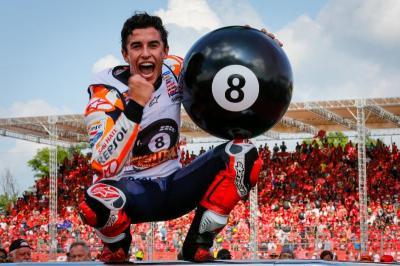 Marquez Cedera Parah, Repsol Honda Bakal Kehilangan Tiga Titel Juara  di Musim Ini
