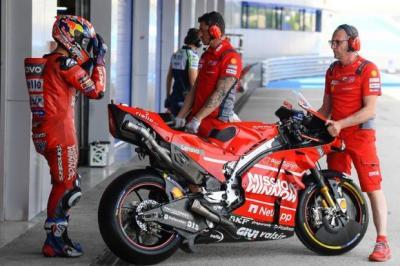 Dovizioso Yakin Ducati Lebih Diuntungkan di Sirkuit Brno