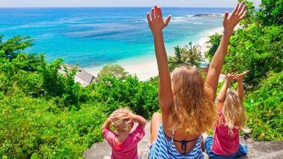 5 Tempat Wisata Anak di Bali, Pemandangannya Spektakuler
