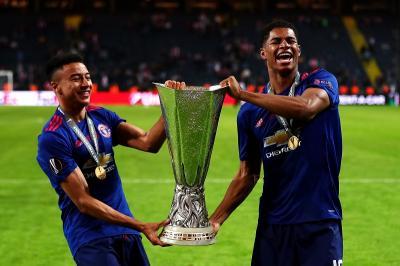 Lingard Ingin Angkat Trofi Liga Eropa Lagi