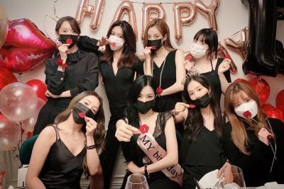 Hyoyeon Ungkap Cerita di Balik Dress Code Pesta Anniversary SNSD