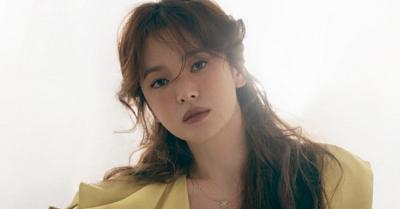 Song Hye Kyo Ungkap 2 Hal Terpenting, Keluarga dan Sahabat