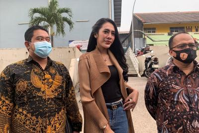 Vernita Syabilla Buka Suara Terkait Dugaan Prostitusi Online