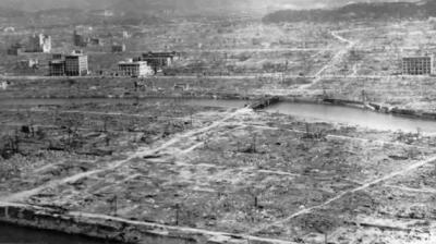 "Saat ""Little Boy"" Ratakan Hiroshima, Gerbang Kemerdekaan di Depan Mata"