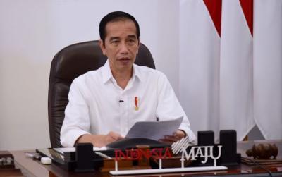 Berduka atas Ledakan di Beirut, Presiden Jokowi: Indonesia Bersama Lebanon