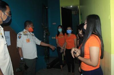 Beroperasi saat PSBB, Belasan Panti Pijat di Bogor Ditutup Paksa