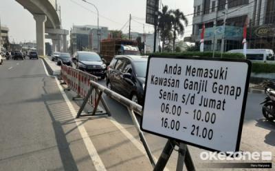Polisi Sebut Sepeda Motor Tidak Termasuk Ganjil Genap