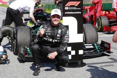 Valtteri Bottas Resmi Perpanjang Kontrak dengan Mercedes