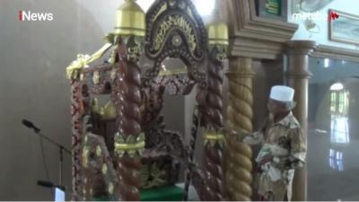 Wisata Religi Syeikh Maulana dan Sunan Giri Dibuka, Pengunjung Cuma Boleh Masuk 15 Menit