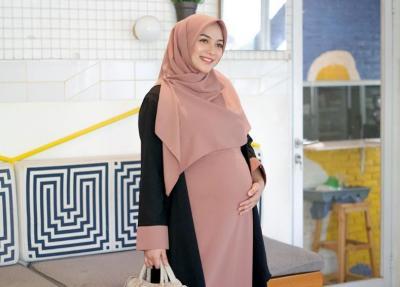 4 Inspirasi Busana Muslimah untuk Maternity Shoot