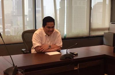 Erick Thohir Tak Mau Jadi Relawan Uji Coba Vaksin Corona, Kenapa Pak?