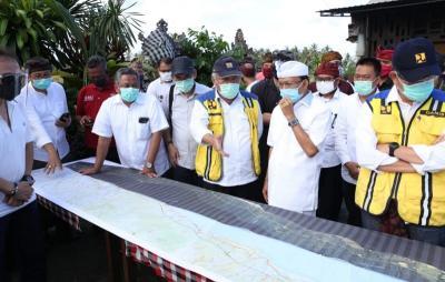 Proyek Jalan Tol Gilimanuk-Mengwi Akan Kembangkan Pariwisata Bali