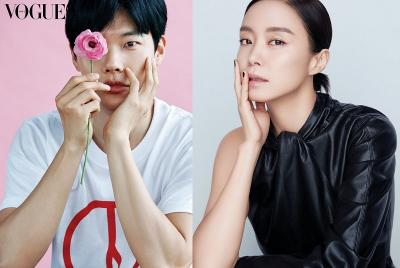 Setelah 4 Tahun, Ryu Jun Yeol dan Jeon Do Yeon akan Comeback ke Layar Kaca