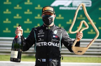 Toto Wolff Ungkap Alasan Mercedes Perpanjang Kontrak Valtteri Bottas