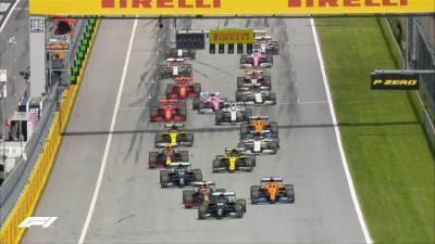 Ini Daftar Pembalap Sementara F1 2021 Usai Mercedes Perpanjang Kontrak Bottas