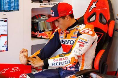 Bukan Hanya Marquez, 4 Pembalap Lain Juga Pernah Cedera karena Kejadian Aneh