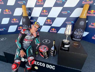Ungkap 3 Keinginan, Quartararo: Jadi Juara MotoGP 2020, 2021, dan 2022