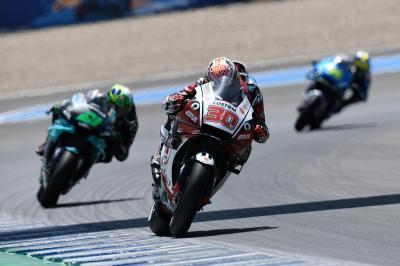 Hasil Sesi Latihan Bebas 1 MotoGP Republik Ceko 2020
