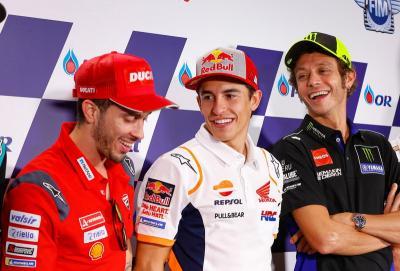 Bela Dovizioso, Rossi: Hubungan Ducati dengan Pembalapnya Selalu Sulit