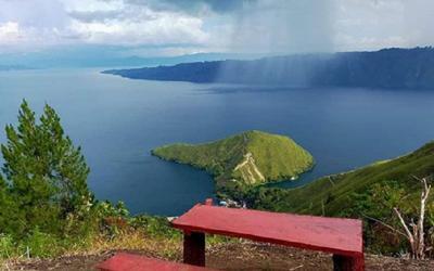 Jadi Geopark Global UNESCO, Danau Toba Fokus Benahi Kualitas Produk Wisata