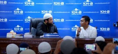Temukan Keindahan dan Ketenangan dalam Kajian Islam, Putra Yakin Jadi Mualaf