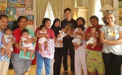 Monica Soraya Hariyanto, si Crazy Rich yang Asuh 6 Bayi di Rumah Megahnya