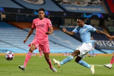 Varane Sedih Jadi Biang Kekalahan Madrid dari Man City di Liga Champions
