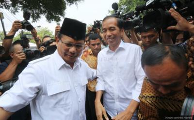 Sambutan Virtual di KLB, Ini Wejangan Jokowi untuk Partai Gerindra