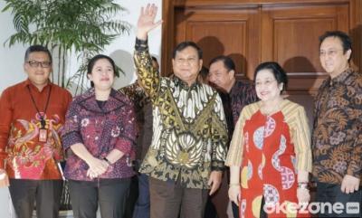 Prabowo Kembali Pimpin Gerindra, Ini Harapan Mega