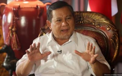 Cerita Prabowo saat Partai Gerindra Jadi Bahan Olokan